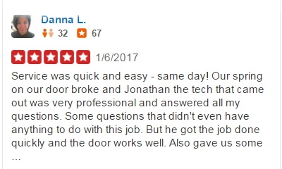 Yelp Reviews - DanaPNG