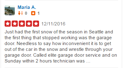 Yelp Reviews - Maria