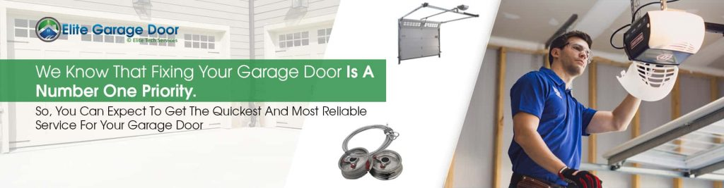Garage Door Cable Repair Lynnwood - Elite Garage Door Of Lynnwood