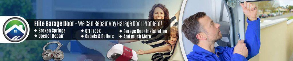 Elite Garage Door Repair And Installation Services In Mt Vernon