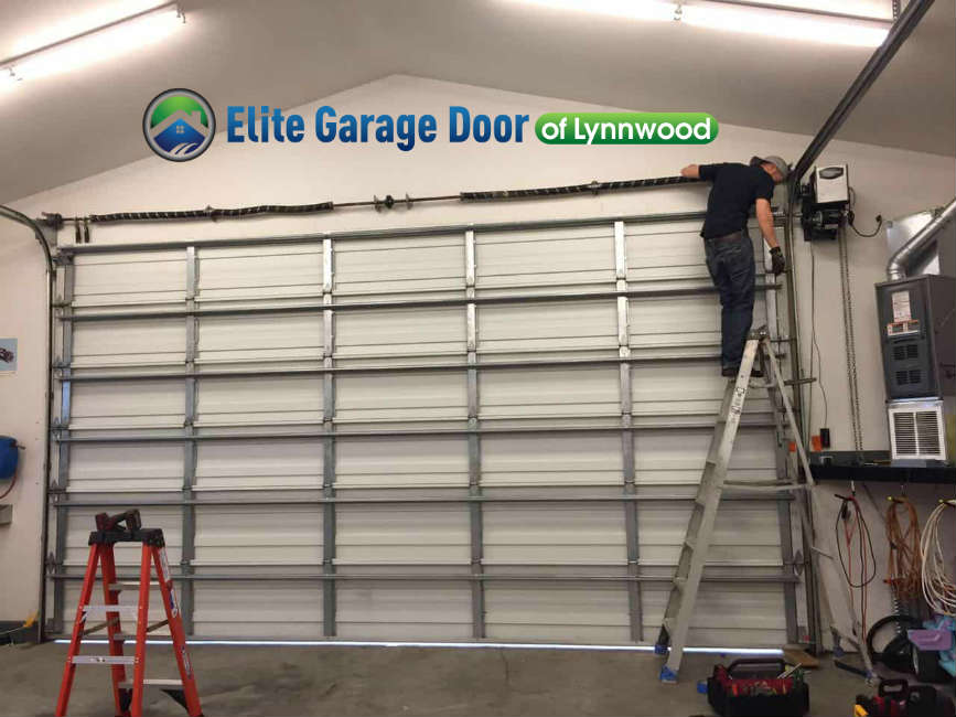 Commercial Garage Door Repair In Bothell Wa By Elite