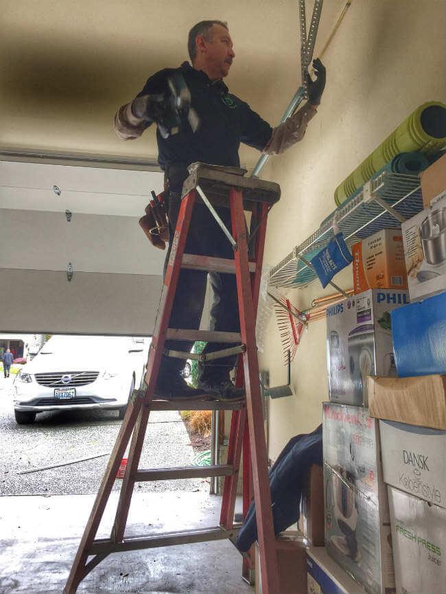 Delightful Garage Door Spring Repair In Mukilteo WA By Elite Tech Services LLC