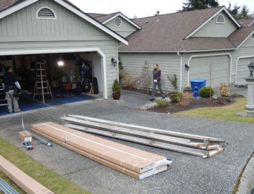 New Garage Door Installation In Woodinville