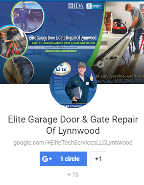 Elite Garage Door & Gate Repair Of Lynnwood WA - Google Plus