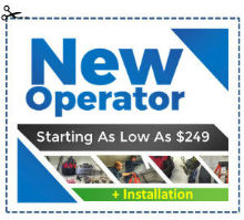 New Operators Starting As Low As 89$ - Elite Garage Door Of SLynnwood - The Coupons