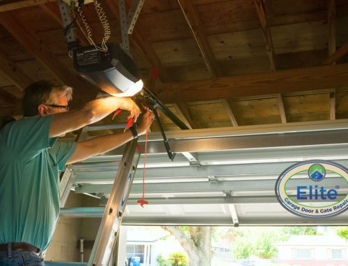 5 Good Reasons Why You Shouldn't Try That Garage Door Repair Yourself